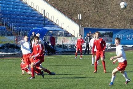 Футбол - Чемпионат области