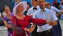 Танцы в ЦПКиО