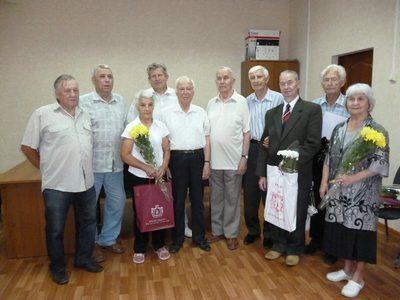 Ветераны рязанского спорта