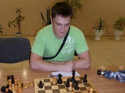 Шахматист Станислав Козлов