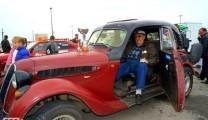 Выставка ретроавтомобилей 2013