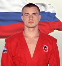 Самбист Владислав Оганезов