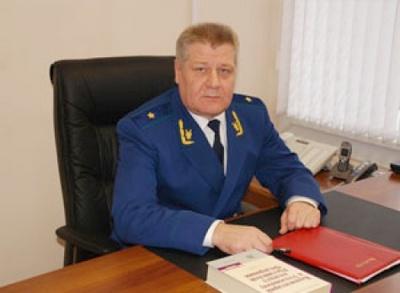 На фото: руководитель следственного управления Следственного комитета Российской Федерации по Рязанской области Владимир Махлейдт