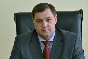 На фото: и.о. главы администрации Рязани Виталий Артёмов