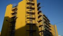 Отделочные работы гостиницы на Первомайском проспекте