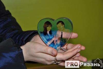 Необычным подарком Катерина намерена удивить своего избранника в  День всех влюбленных.
