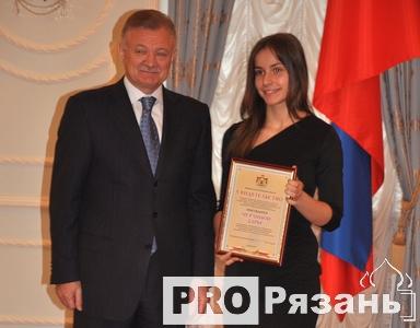 Пятьдесят юных рязанских спортсменов получили в 2014 году поощрительные стипендии.