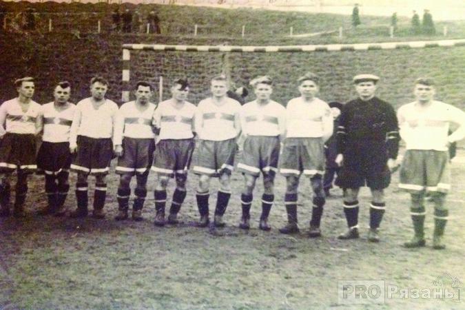 По воспоминаниям рязанских ветеранов спорта, вратарь Евгений Дорофеев был истинным динамовцем.
