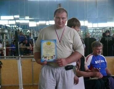 Виталий Карпов неоднократный призер чемпионатов России и города Москвы. Фото с официальной странички спортсмена в соцсети.
