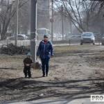 Перекресток ул. Вознесенская