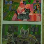 """Выставка  """"Коты. Март"""""""