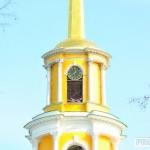 Колокольня Успенского собора Рязанского кремля