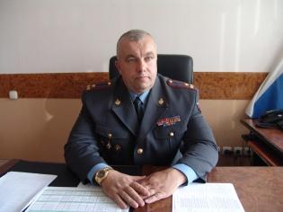 Бывший начальник УГИБДД по Рязанской области  Александр Алфосов