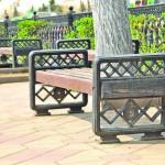 Парк на пл. Ленина (2)