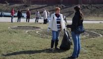 Весенний субботник в Рязани