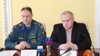 На фото:  Александр Батуров и Дмитрий Рязанов.