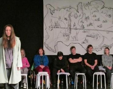 Фото с сайта Рязанского театра для детей и молодежи
