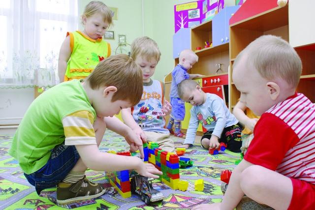 В Рязани почти нет очереди в детские сады! Фото Александра Королёва