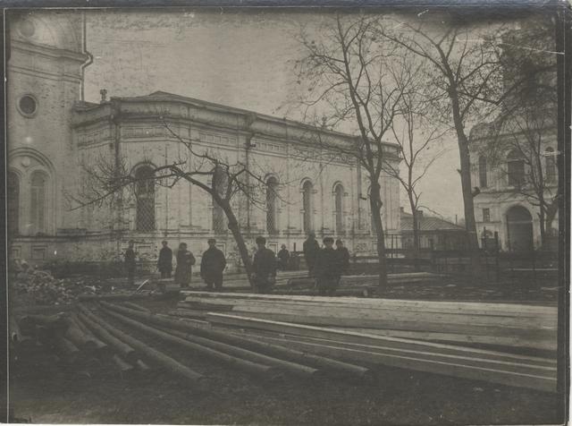 Здание бывшего Казанского монастыря