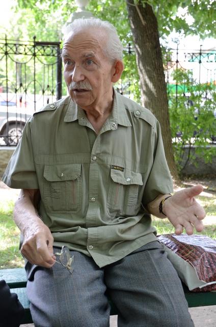 Ростислав Ростиславов потомок основателя знаменитого пароходства - Александра Викуловича Качкова