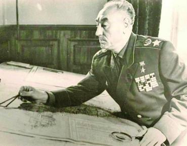 + фото из архива музея С.С. Бирюзова в ЦТД Приокский г. Рязани
