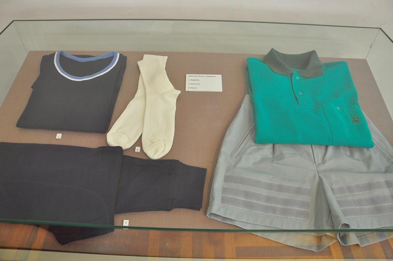 Комплект белья для космонавта.