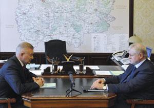 Фото пресс-службы правительства Рязанской области