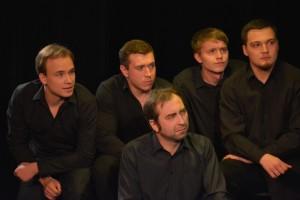 Есенин и мужики