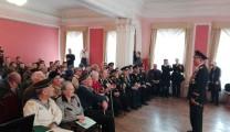 День подводного флота РФ в Музее истории молодежного движения.