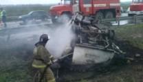 В Рязанской области произошло серьезное ДТП