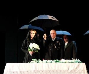 похороны Офелии