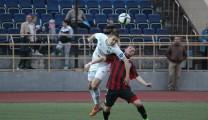 ФК «Рязань» сыграл вничью с липецким «Металлургом» в рамках 21 тура первенства России по футболу