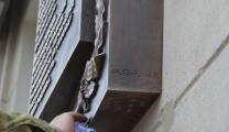 В Рязани установили мемориальную доску в честь бронепоездов Великой Отечественной Войны