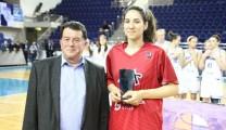 Рязанская баскетболистка признана лучшей центровой Суперлиги — 1