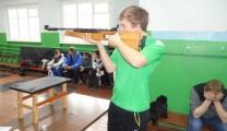 В Рыбновском районе прошли соревнования по полиатлону
