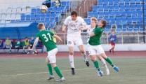ФК «Рязань» вырвал победу в домашнем матче