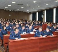 В Рязани состоится торжественный выпускной в Академии ФСИН России