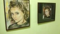 В Рязани открылась выставка портретных картин и фото
