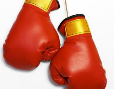 боксёрские перчатки-1