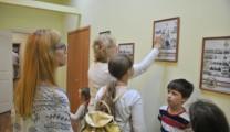 В Рязани открылась выставка, посвященная Году пожарной охраны