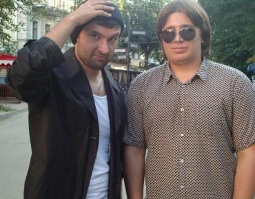 Дрю — Андрей Лобов, Матвей — Роман Матвеев