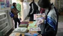 «Книжный фримаркет» прошёл в РГУ имени С.А. Есенина