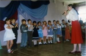 Фотография из личного архива Ольги Черниковой