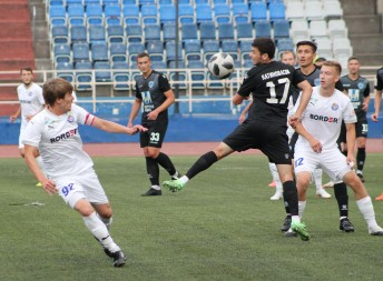 ФК «Рязань» обыграл «Сахалин»