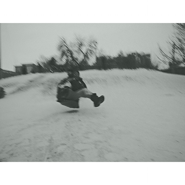 Мороз и скорость